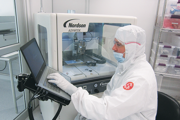Nordson SMART partnership